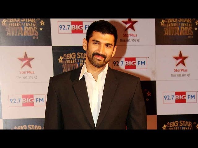 Video | 4th Big Star Entertainment Awards | Aditya Roy Kapoor