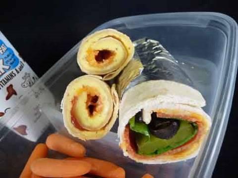 Rolls - Lunch Ideas & Recipes, http://ShowMeTheCurry.com