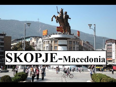 Part 1.Macedonia- Skopje ( Makedonya Üsküp)