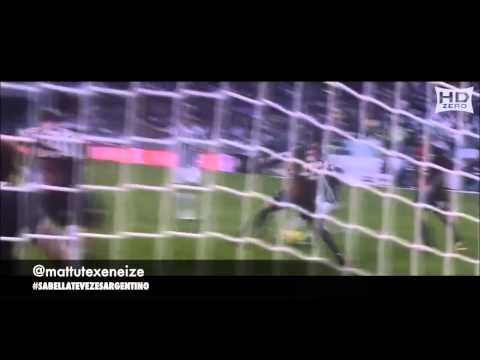 Sabella Tevez es Argentino - Carlos Tevez Selección Argentina Mundial Brasil 2014