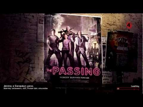 A Tale of Idiots - L4D2 - The Passing Episode 1 - Don't Shoot Teammates