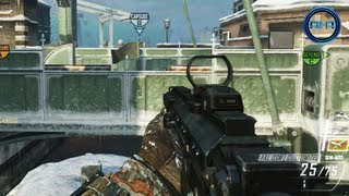 """""""FROST"""" Gameplay Black Ops 2 Multiplayer New"""