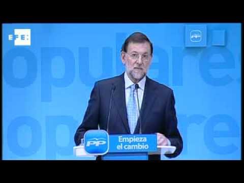 Rajoy da luz verde al programa electoral del PP