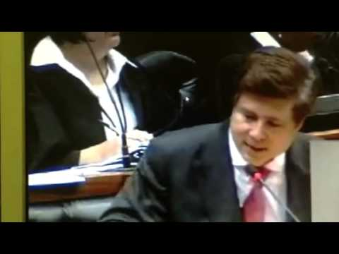 IFP MP Mario Ambrosini on FINANCIAL MARKETS BILL