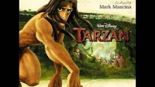 Tarzan OST 5 Strangers Like Me