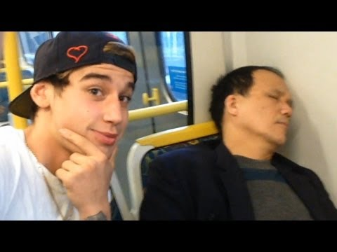 Awkward Train Situations #3