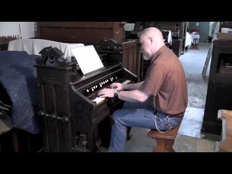HARRIS:  Prelude & Postlude, played on Moline chapel organ