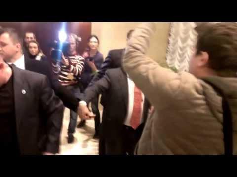 Янукович і журналісти