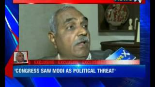 Cong saw Modi as political threat, says Gujarat Former IB chief Rajendra Kumar