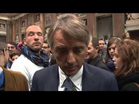 Mancini, dulces recuerdos de Mantovani