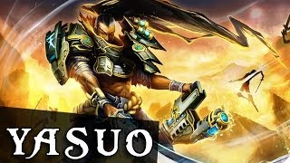 Yasuo Mid Vs Lux Ranked Niveau Diamant 1 Gameplay