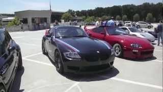 BMW Z4 M (Heavily Modified) at E@RTC [HD] videos