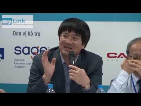 CEO NETWORK 2015 - No.01: AEC và chiến lược cạnh tranh cho SMEs Việt Nam - Part 3