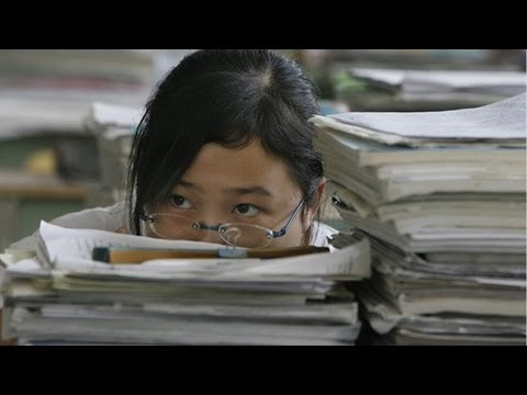 Học sinh Trung Quốc thông minh hơn học sinh Mỹ?!?