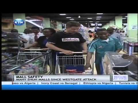 Kenyans develop cold feet on shopping in malls