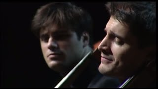 2Cellos - Bach Double Violin Concerto in D minor