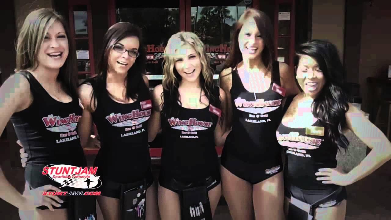 daytona Winghouse girls