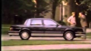 Pontiac 6000 1985