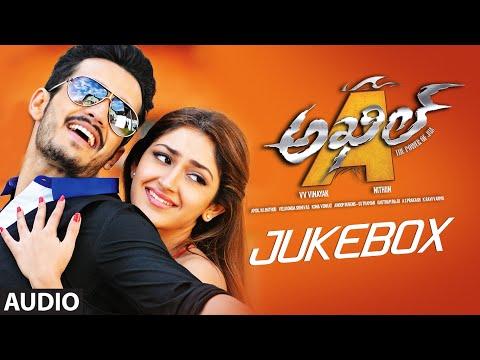 Akhil Movie Songs Listen Online