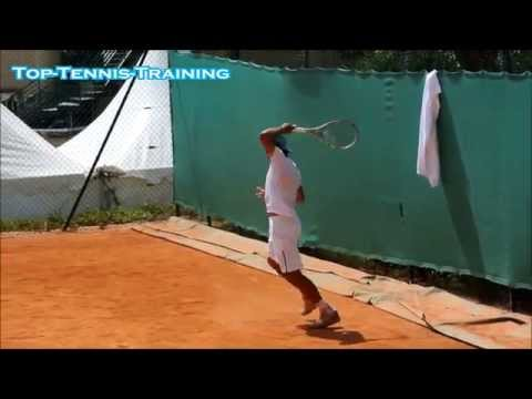 Rafael Nadal Clay Court Training 2014 HD