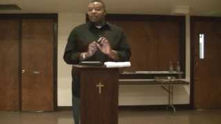 "Pastor Larry Austin: HUNGRY & THIRSTY 4 CHRIST - ""I Gotta Have Him"""