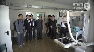 Рабочий визит в Артём. С чем приехали южнокорейские депутаты?