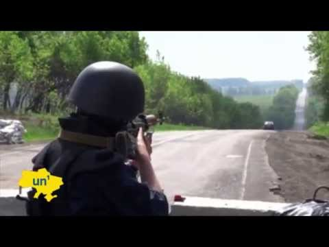 Pro-Russia Insurgents Using Human Shields: Ukrainian army says separatists hide behind civilians