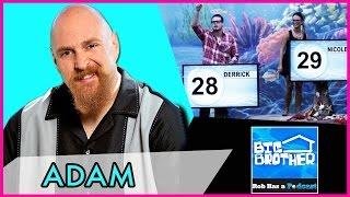 Big Brother 16 Episode 9 Recap BB16 Live Feeds Updates