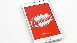 Galaxy Note (N7000) Omni ROM (Android 4.4 KitKat) How