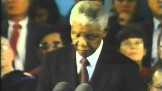 Nelson Mandela Speech at Harvard 1998
