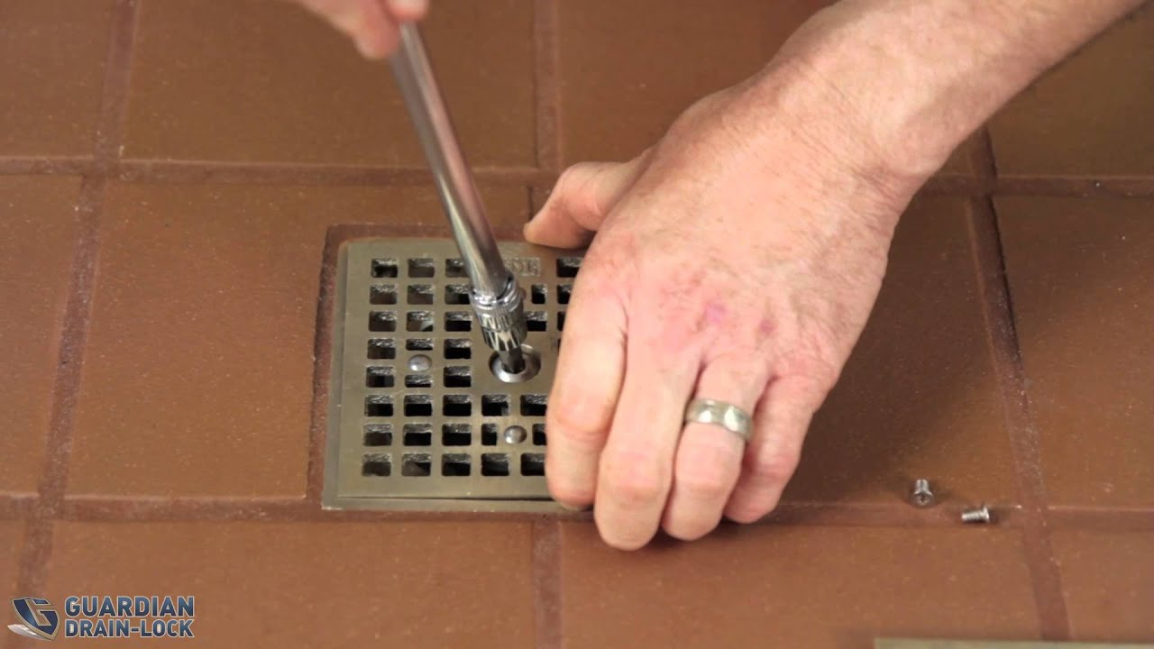Jay R Smith Floor Drain Replacement Youtube