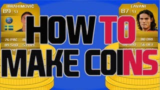 Fifa 14 Ultimate Team How To Make Coins #10 My