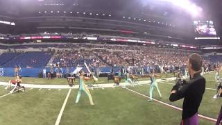 DCI Horn Cam: 2013 Carolina Crown Victory Encore