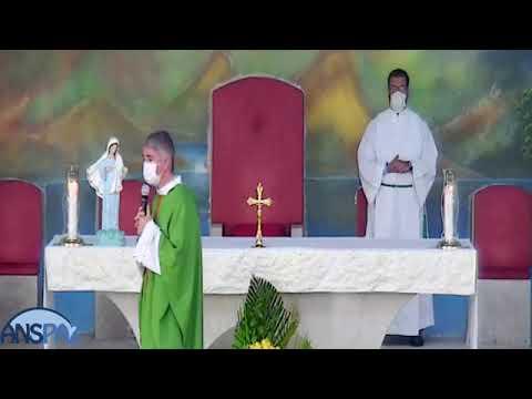 Santa Missa por Cura e Libertação | 06.06.2021 | Domingo | Padre Robson ANtônio | ANSPAZ