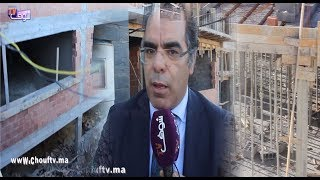 بالفيديو..تشييد مدرسة يهدد ساكنة تجزئة بمدينة المحمدية | خارج البلاطو
