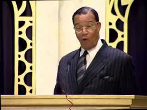 Who Will Pay The Price 4 Black Liberation ? Min. Louis Farrakhan