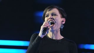 "The Voice Of Poland Anna Ozner ""I'm Every Woman"