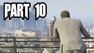 Grand Theft Auto 5 Gameplay Walkthrough Part 10 Casing