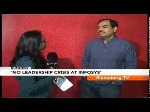 In Business- No Leadership Crisis At Infosys: V. Balakrishnan