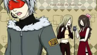 Video Killed The Radio Star (Covered with vocaloid LEON,LOLA,MIRIAM) view on youtube.com tube online.