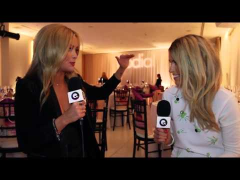 Laura Whitmore Talks Beauty