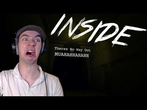 Inside | WORST ENDING EVER! | Indie Horror Game | Commentary/Face cam reaction