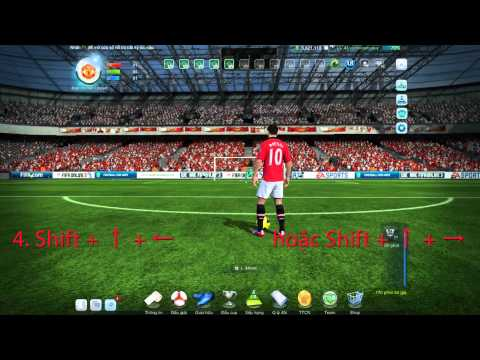 Fifa Online 3 - Những kỹ thuật trong Fifa Online 3 (P1)