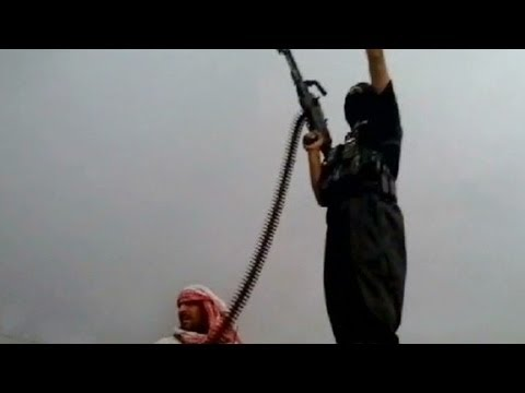 Secret video of ISIS smuggled out of Iraq