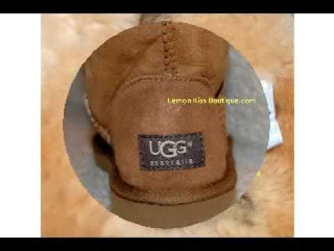 how to know if uggs are real or not