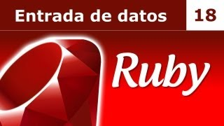 Tutorial de Ruby. Parte 18