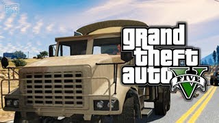 GTA 5 Online: How To Get Cars & Vehicles Out Of The