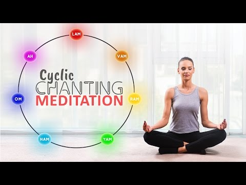 FULL 7 CHAKRA HEALING ❯ Cyclic Seed Mantra Meditation ❯ Very High Energy Meditation Chants