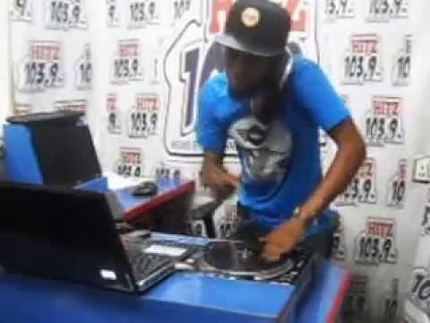 DJ WUBETI IN THE STUDIO HITZ FM 103.9