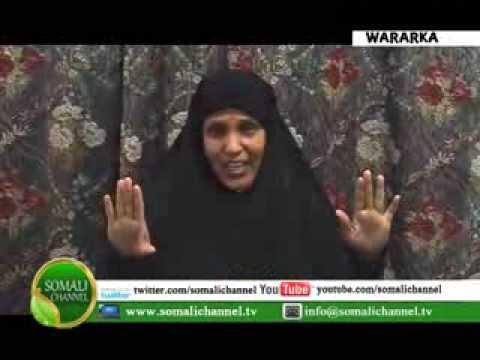 Dr Maryan Qaasin oo Beenisay Warar ay Saxafadu Baahisay in Gabdhaha Somaliyeed Aysan Shaacin